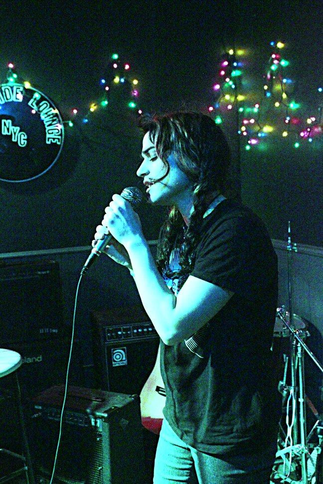 Samantha Echo at parkside lounge fave